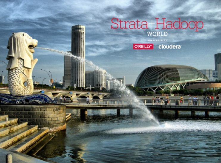 Strata Hadoop World Singapore