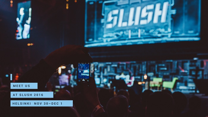 Meet InData Labs team at Europe's leading startup event - Slush 2016