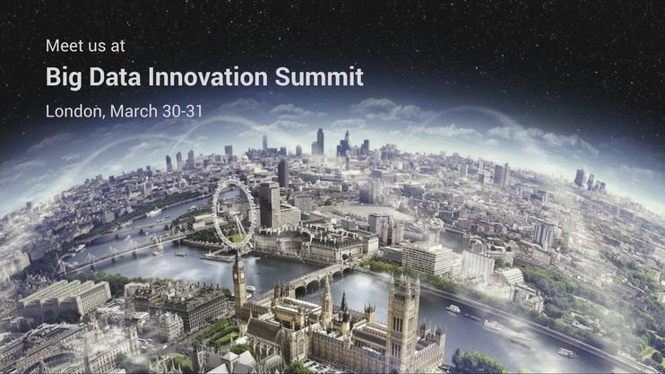 Big Data Innovation Summit London
