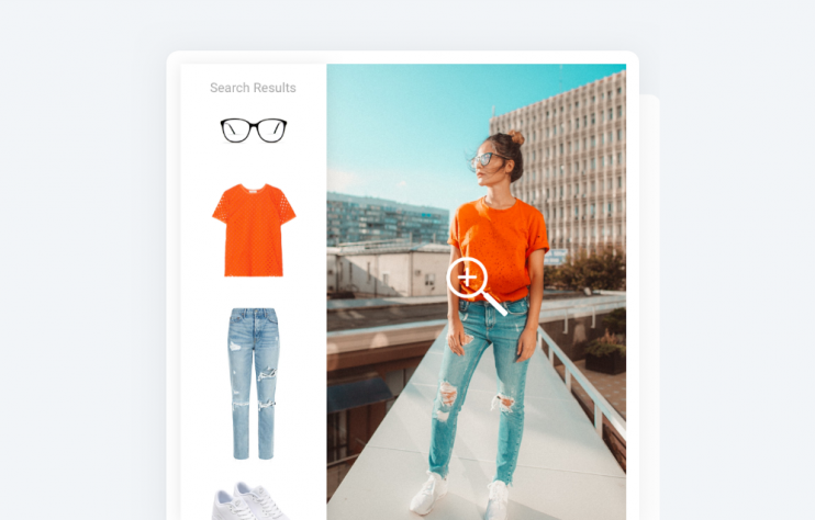 Visual search is disrupting the retail industry