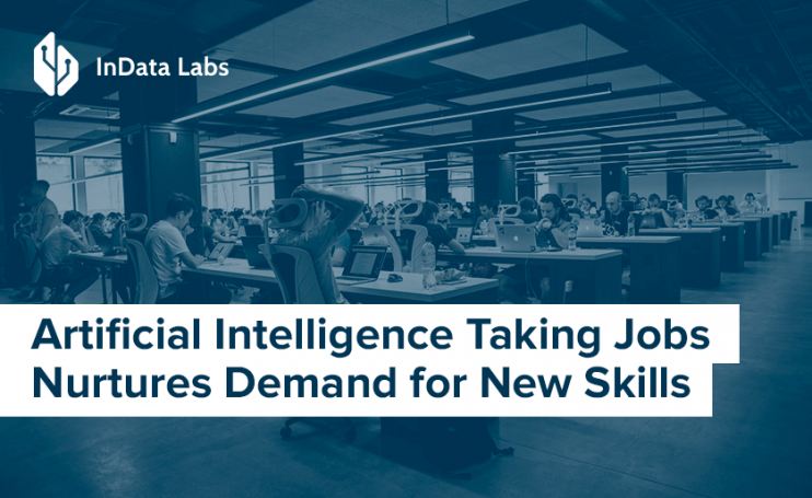AI is set to change jobs and nurture demand for new skills