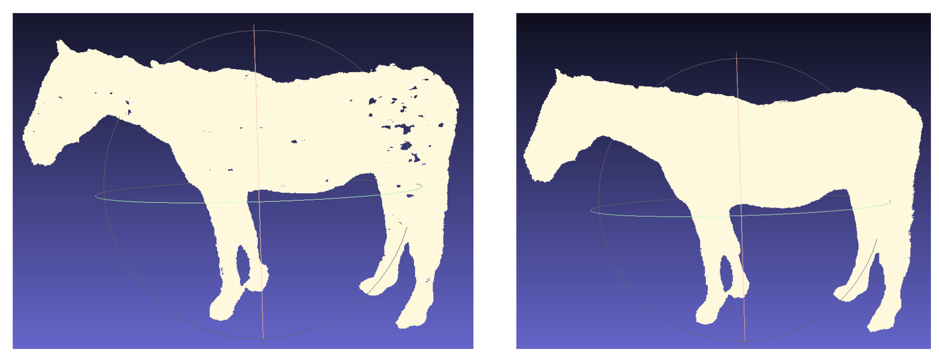 Ai horse breeding