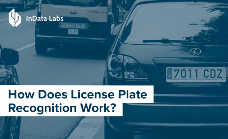 License plate recognition technology