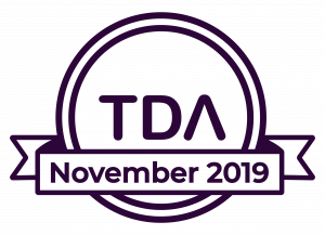 TDA awards logo