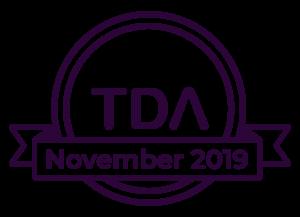 TDA awards logo