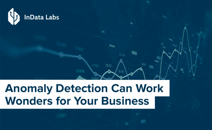 Anomaly detection for business