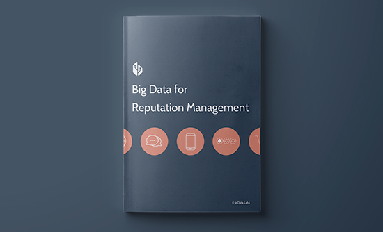 Reputation management and big data