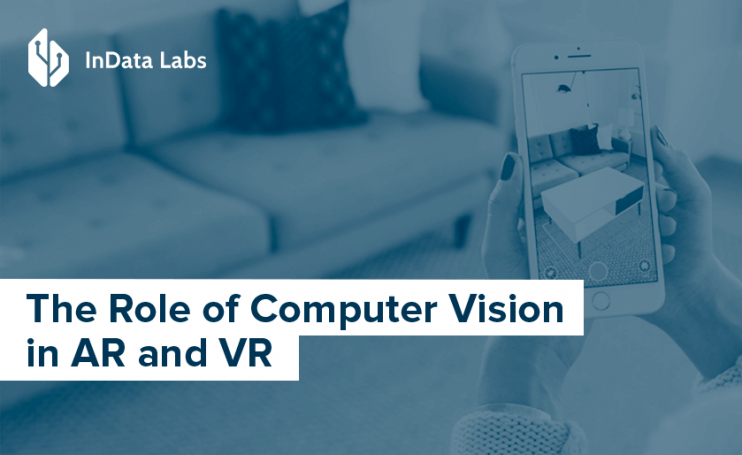 the use of computer vision in ar & vr