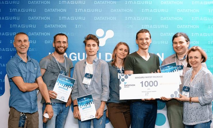 datathon event 2019