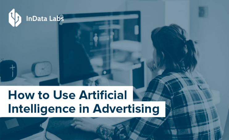 The use of AI in advertising