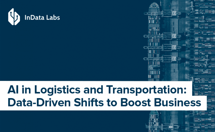 AI in logistics to improve business