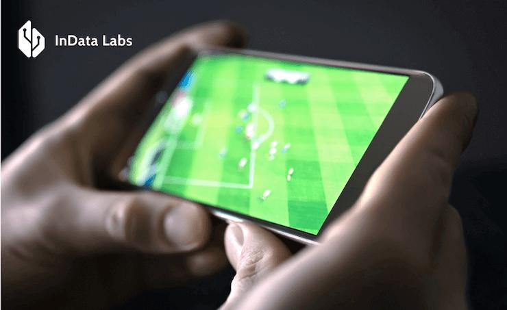 Retention prediction for a mobile app
