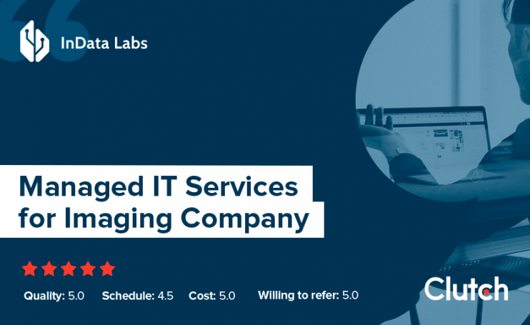 managed it services for imaging company