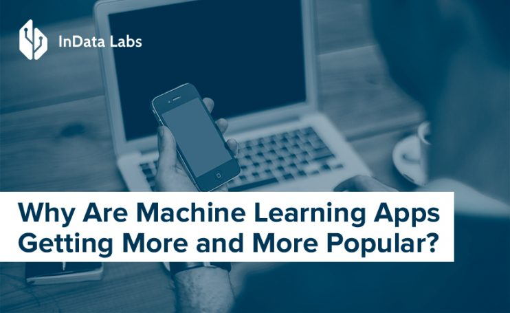 machine learning apps are getting more popular