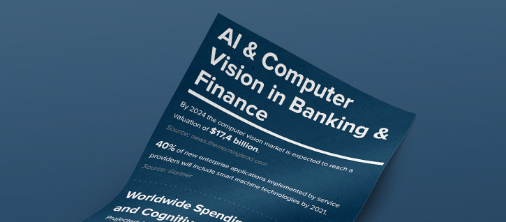 AI and computer vision in finance