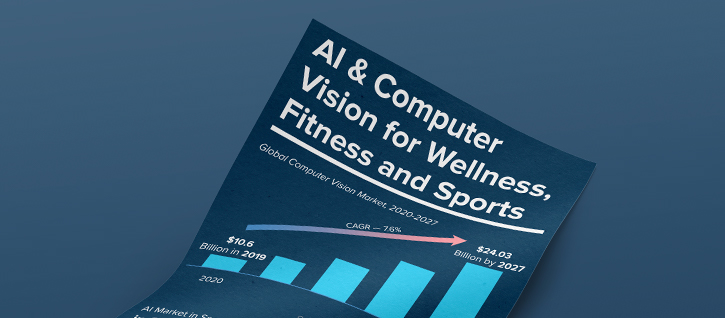 artificial intelligence and computer vision in wellness and sports