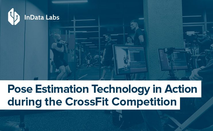 human pose estimation technology used during the crossfit competition