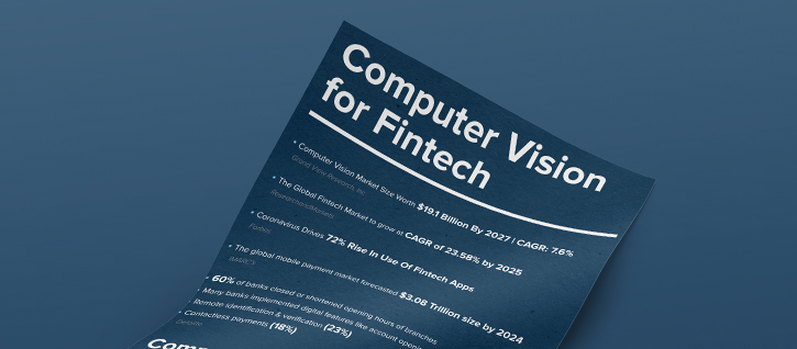 Computer Vision for Fintech