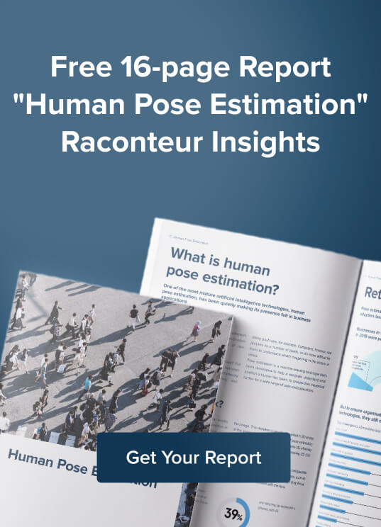 human pose estimation report