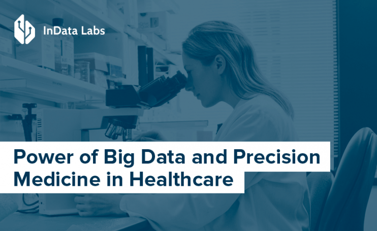 power of big data and precision medicine in healthcare