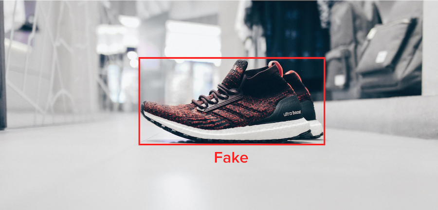 Product fake detection