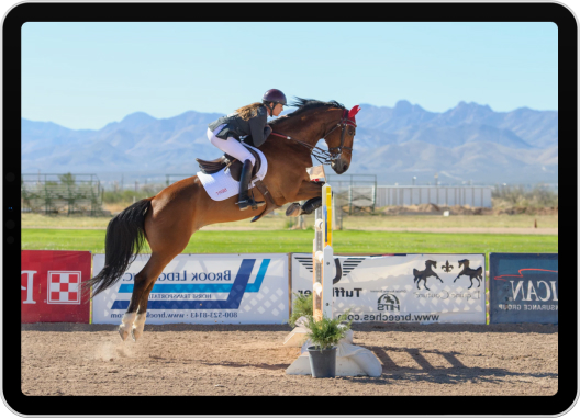 Image Capturing Solution to Predict Horses' Performance