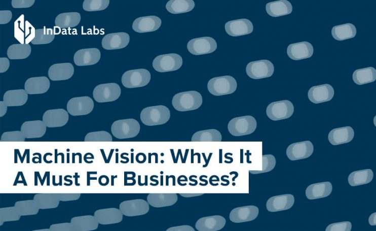 Machine vision for business