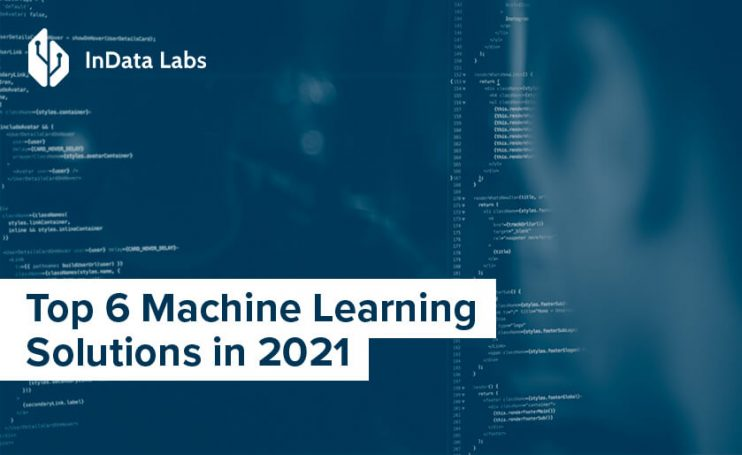 ML Solutions in 2021
