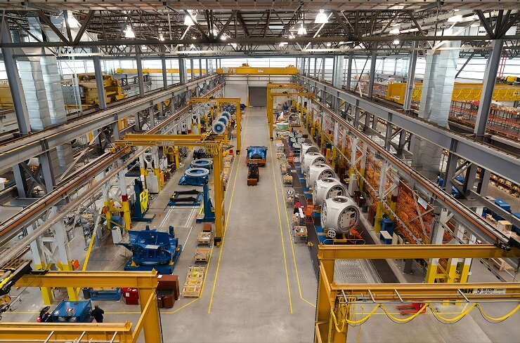 manufacturing safety with ai