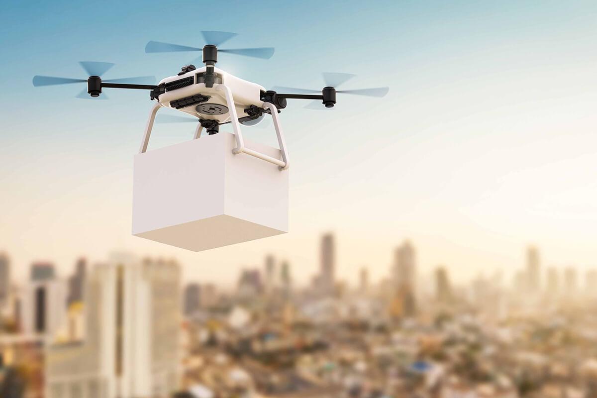Drone Delivery AI