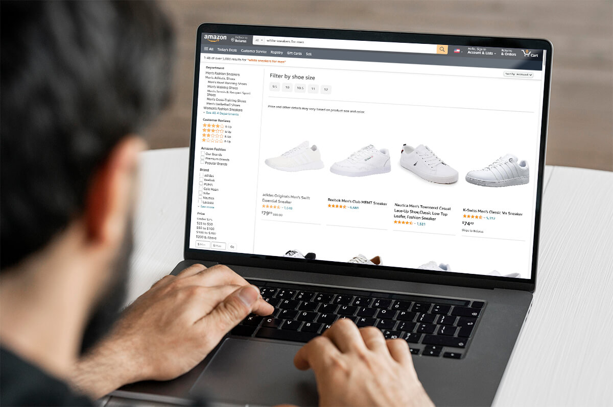 Shopping with Recommender Systems