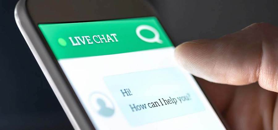 Live Chatbot Support