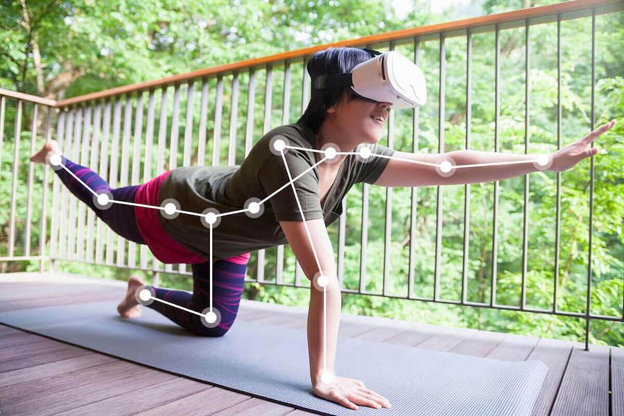 VR Based Pilates